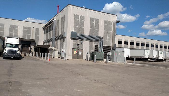 Aldi Distribution Center