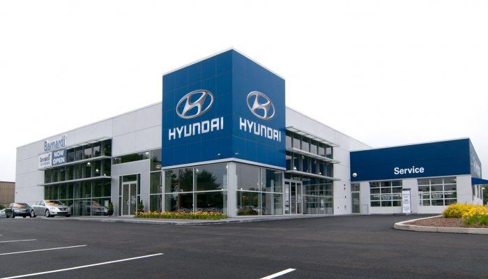 Bernardi Honda Hyundai